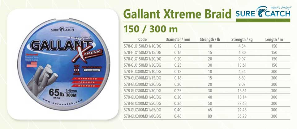 baracuda-no1-najlon-sure-catch-gallant-xtreme-braid
